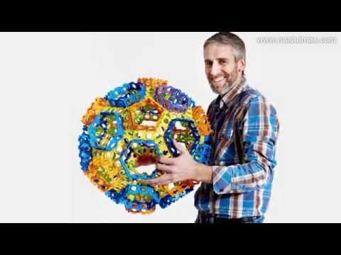 720 PIECES POLYHEDRON | Truncated Icosahedron