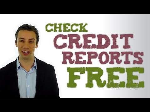 How To Check Your Credit Reports For Free | Family Credit Repair