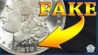 Fake 1879-CC Silver Dollar? eBay...