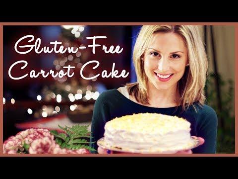 Carrot Cake (Gluten-Free Recipe)