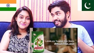 Indians react to Top 5 Creative Pakistani Ads