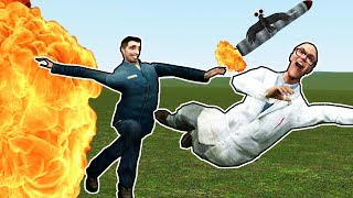 Download BUILDING A NUCLEAR SHELTER! | Garry's Mod Gameplay | Gmod Roleplay (Kid Friendly Fun Gaming!) Video