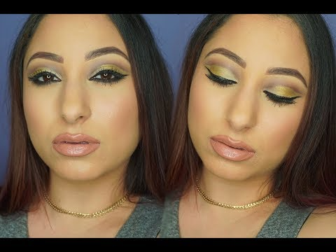 Arabian Nights Makeup Tutorial FEAT. DECK OF SCARLET PALETTE + REVIEW