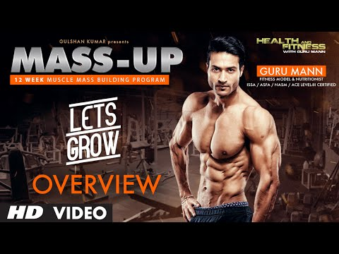 MASS UP |  Program Overview Designed & Created by Guru Mann