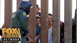 VP Pence, Sen. Graham toured migrant facilities as ICE raids begin