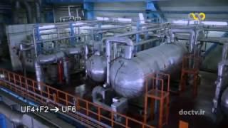 Iran Uranium Conversion Facility (UCF) پيش غني سازي اورانيوم كارخانه يو سي اف نطنز ايران