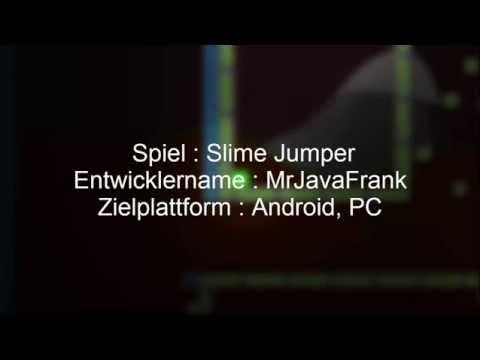 Slime Jumper - Runde 3 - Game++ - Community Challenge #6