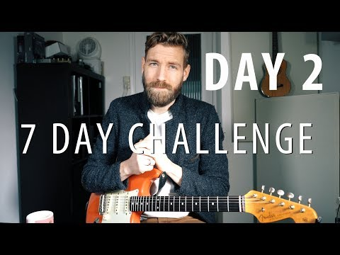 Learning the Impossible | 7 days, 1 hour a day challenge