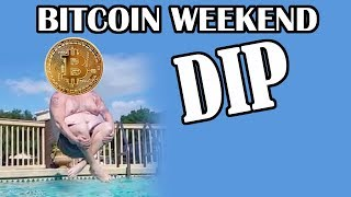 WHY IS BITCOIN GOING DOWN? BITCOIN & CRYPTO NEWS UPDATE. AM I A SHILL FOR JESUS COIN??