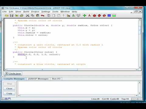 Java #16 - Constructors