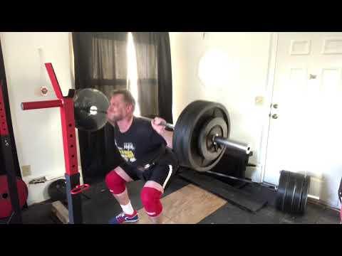 squat & Pulls & Squats & Pulls
