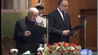 Governor Sindh Justice Retired Saeed ul Zaman Siddique  Pass Away