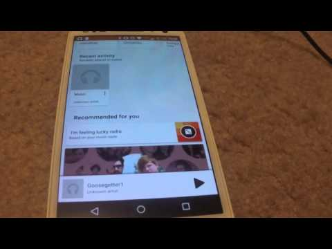 How To Transfer GooseGetter Audio Tracks to iOS or Android Devices