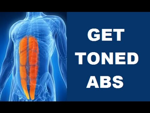 How To Get Strong Toned Abs Fast (Do This Every Morning)