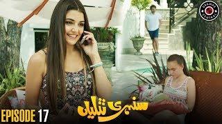 Sunehri Titliyan | Episode 17 | Turkish Drama | Hande Ercel | Dramas Central