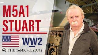 Tank Chats #75 M5A1 Stuart | The Tank Museum