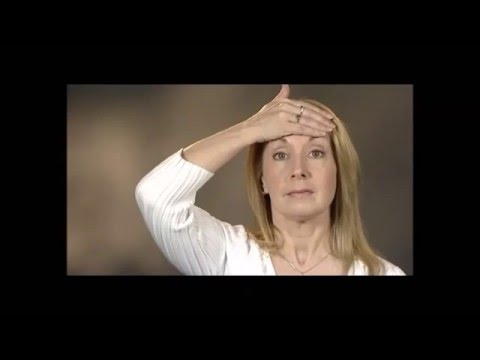 Faceworks Face Exercises: Eyebrow Lift and Eye Workout Preview: Reduce Wrinkles Naturally