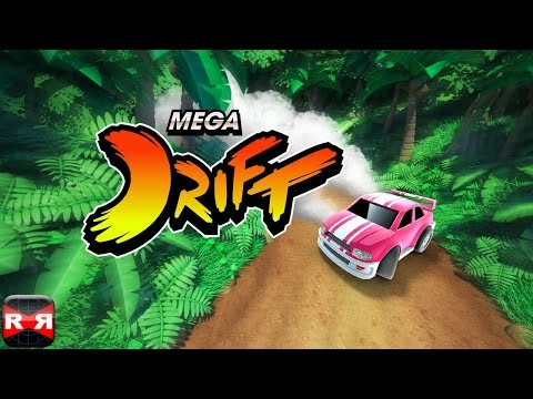Mega Drift (By Chillingo) - iOS / Android - Gameplay Video