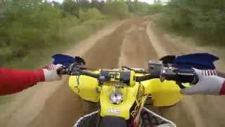 LTR 450 / Grip it and Rip it !!!