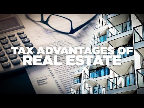 The Tax Advantages of Real Estate