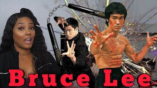 Allure Vision Reacts to Bruce Lee Highlights