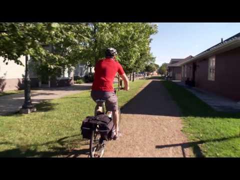 Cycling the Confederation Trail, Prince Edward Island