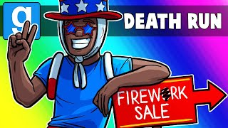 Gmod Death Run Funny Moments - 4th of July 2018 Edition!