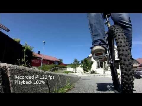 Super slow motion tutorial