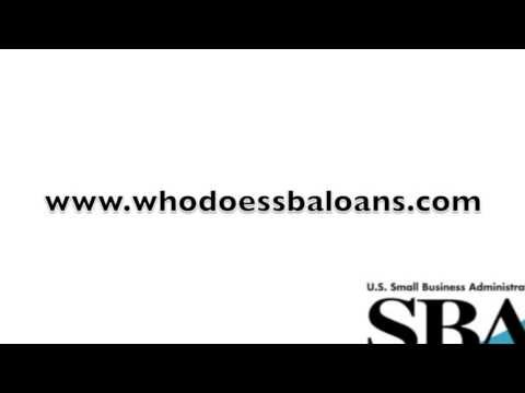 SBA Start Up Loans
