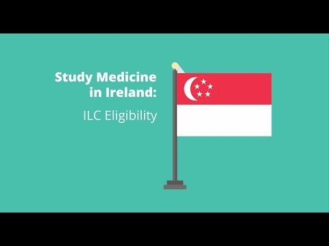 3. Study Medicine in Ireland (Singapore Students): Who Can Sit the ILC?