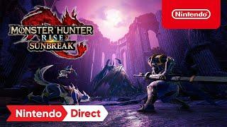 Monster Hunter Rise: Sunbreak – Announcement Teaser – Nintendo Switch