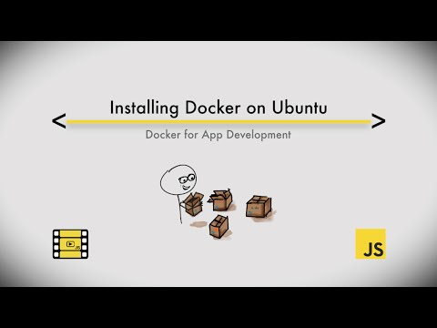Install Docker for Ubuntu (16.04)