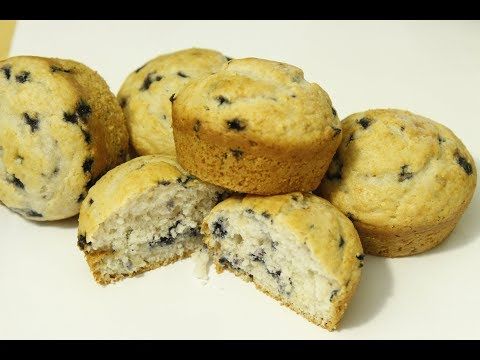 How to Bake Betty Crocker Blueberry Muffin Mix