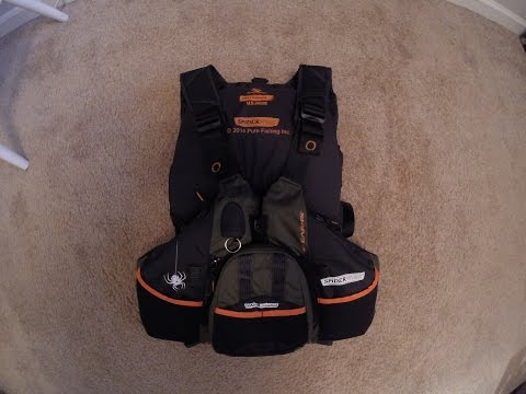 Kayak Fishing Life Vest Review