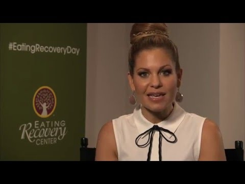 Candace Cameron Bure on Eating Disorder Recovery and Eating Recovery Center