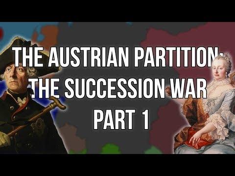The Austrian Partition | The Succession War