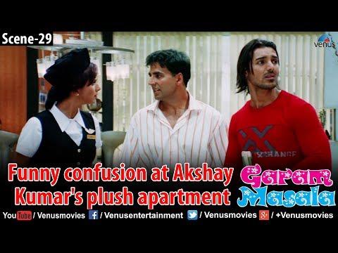 Xxx Mp4 Funny Confusion At Akshay Kumar S Plush Apartment Garam Masala 3gp Sex