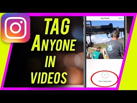 How to Tag a Friend in a Video on Instagram