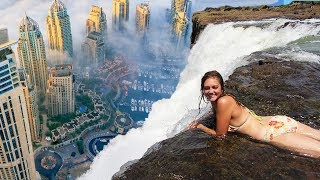 Top 10 MOST INSANE Waterfalls YOU WONT BELIEVE EXIST!