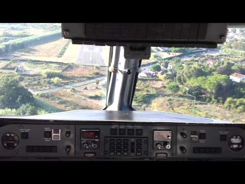 Landing in Elba