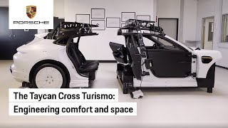 Taycan Cross Turismo - Inner Space