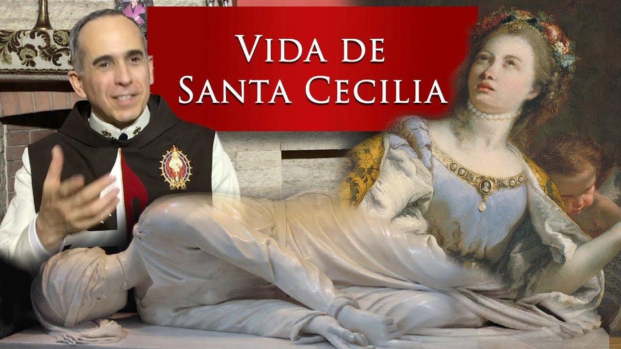 Santa Cecilia patrona de los musicos