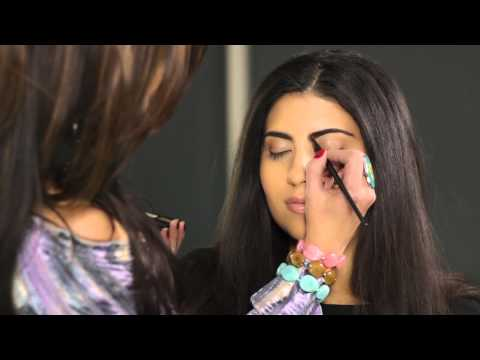 How to Thin Wild & Thick Eyebrows : Beauty Maven