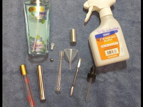 2015 DIY Reuse my Perfume Roller-ball by NueNew