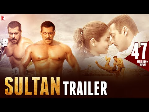SULTAN | Official Trailer | Salman Khan | Anushka Sharma | Ali Abbas Zafar