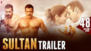 SULTAN | Official Trailer | Salman Khan | Anushka Sharma