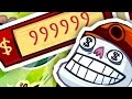 THE TROLLFACE almost MILLIONAIRE