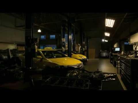 Luscious Garage Timelapse