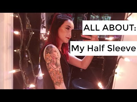 ALL ABOUT: My Half Sleeve