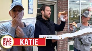 (Katie) Barstool Pizza Review - Vino's Pizza (Lafayette Hill, PA) With Special Guest Katie